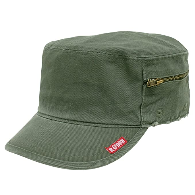 544099c0a07 Amazon.com  Rapid Dominance Vintage Military French Brim Hats Angle ...