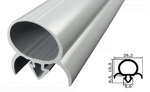 Kühlschrankdichtung : Profildichtung profil 192 2500mm farbe: grau