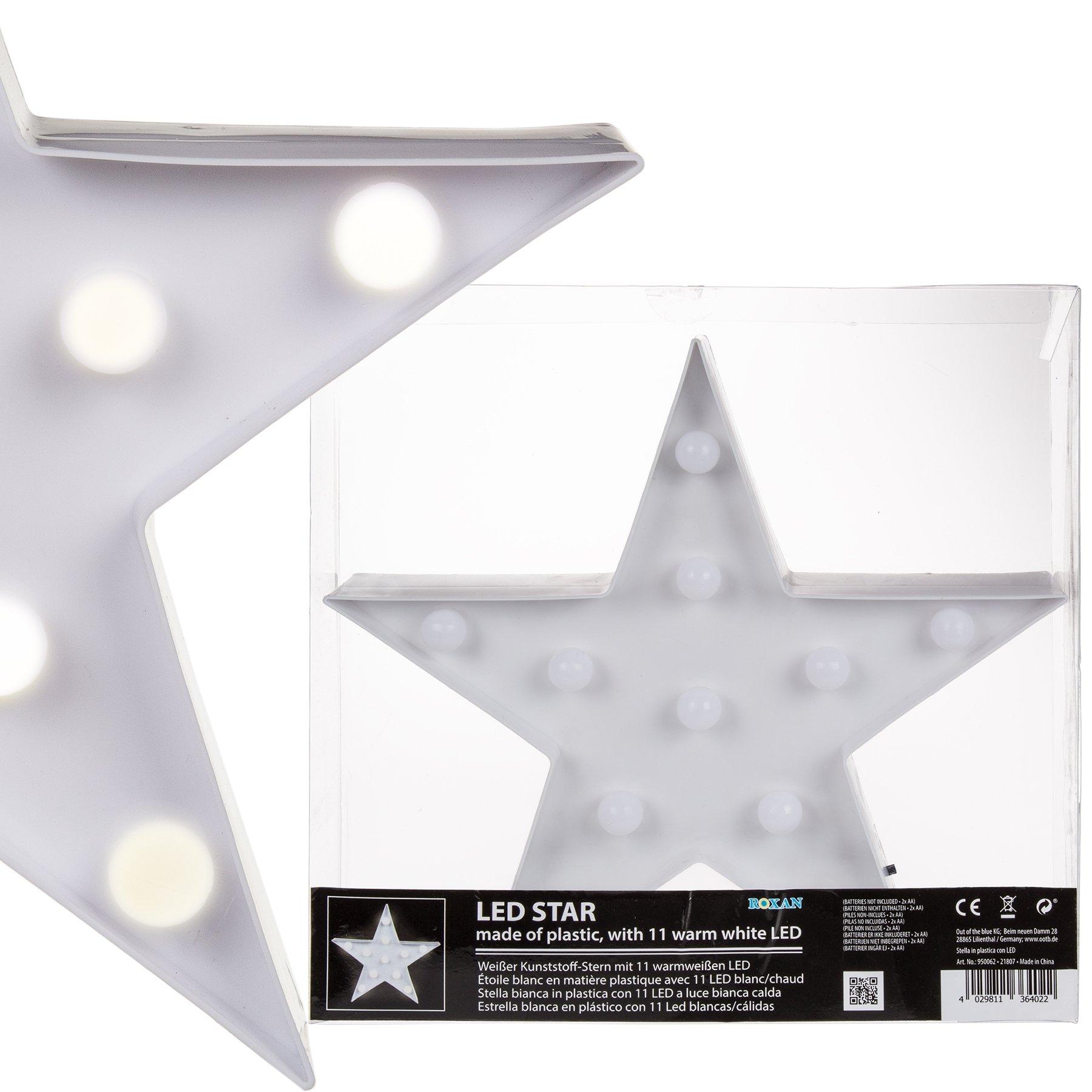 White Star Carnival Light