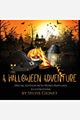 A Halloween Adventure: Special edition with Word Maps and Illustrations Paperback