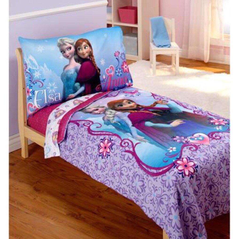 Amazon.com  Disney Frozen Toddler Bed Set with Plush Throw Blanket u0026 Frozen Night Light - 6 Piece  Baby & Amazon.com : Disney Frozen Toddler Bed Set with Plush Throw ...