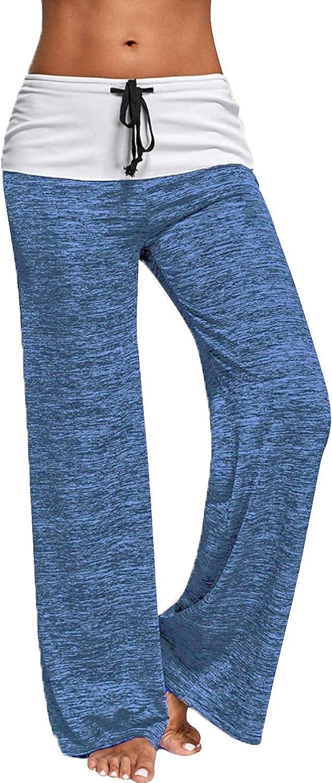 Femme Élégant Imprimé Coupe Ample Baggy Harem Leggings Pantalon Long Pantalon