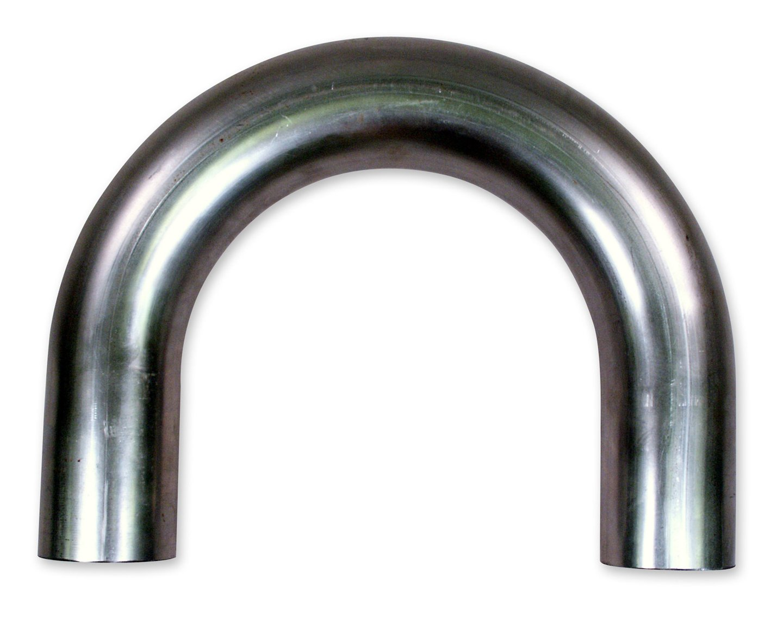 Patriot Exhaust H7007 1-1/2' Mild Steel U-Bend Exhaust Pipe