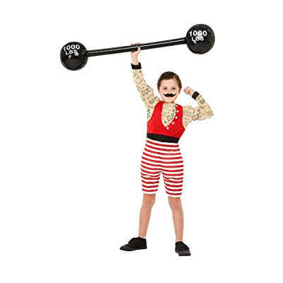 Smiffys Deluxe Strong Boy Costume: Clothing