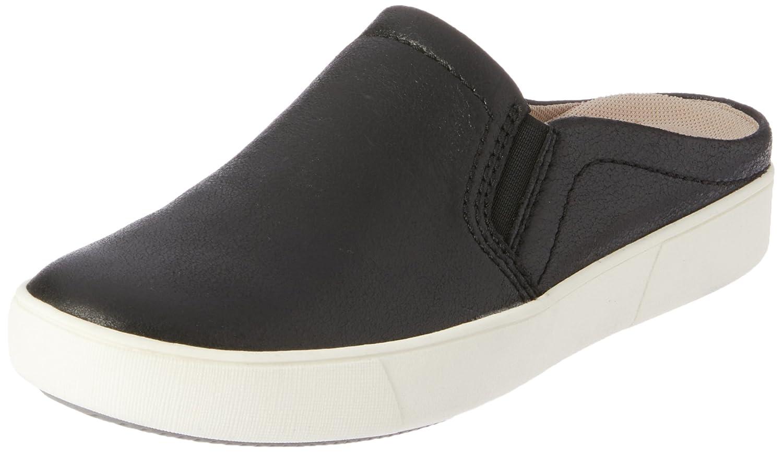 Naturalizer Women's Manor Fashion Sneaker B01I4L853A 6 B(M) US|Black Leather