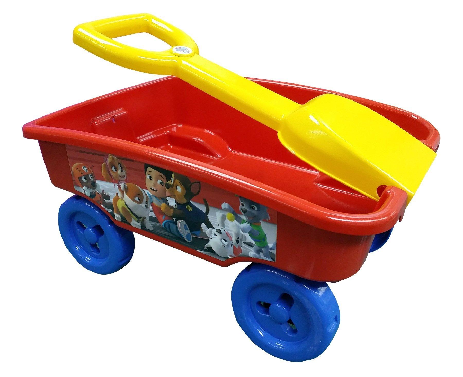 Paw Patrol Shovel Wagon