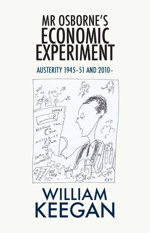 Mr Osborne's Economic Experiment pdf epub
