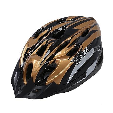 SODIAL(R) Casco Visera Proteccion Ciclismo para Bicicleta Bici ...