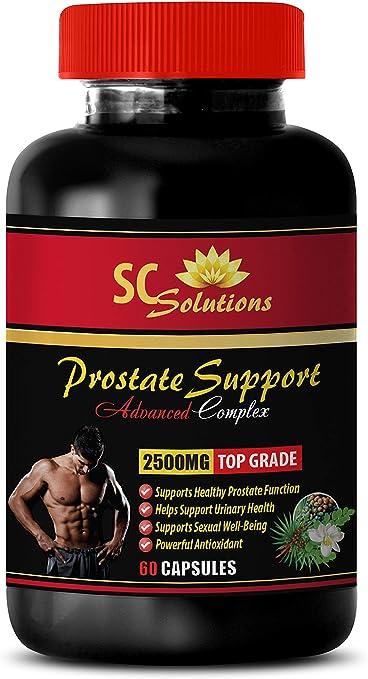 inflamación de la próstata y el salmon