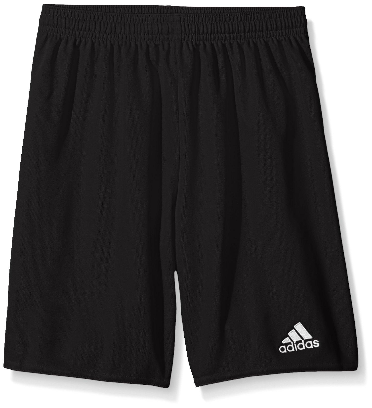 adidas Youth Parma 16 Shorts, Black/White, XX-Small by adidas