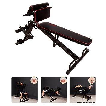 Cclife Banc De Musculation Banc De Musculation Multifonction