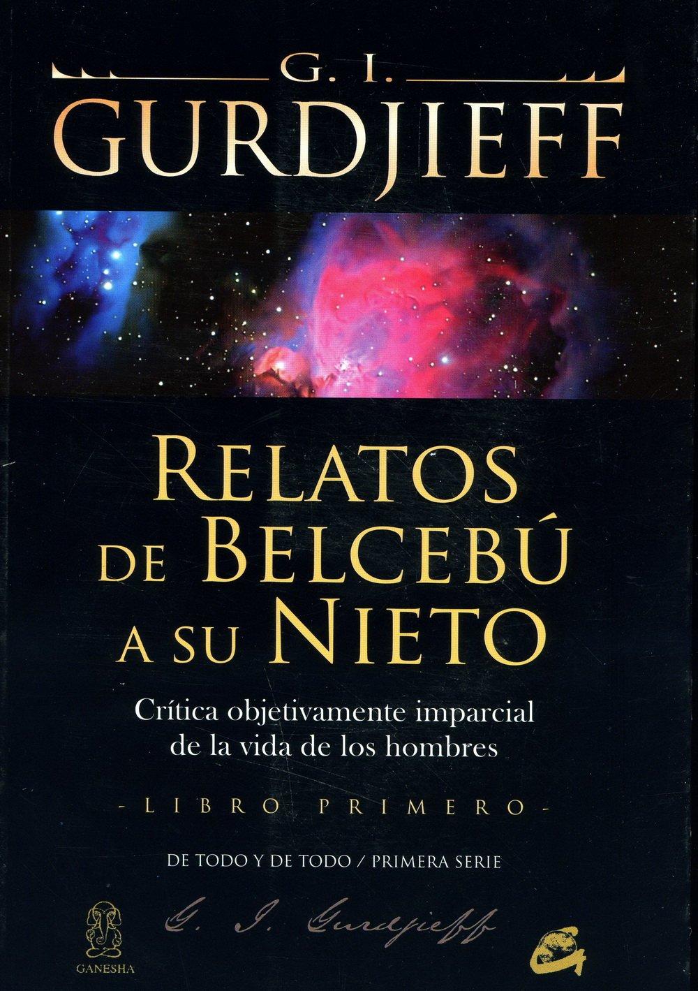 Read Online Relatos de Belcebu a su nieto / Beelzebub's Tales to his Grandson (Spanish Edition) PDF