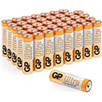 AA Batteries |Pack of 40|GP Batteries|Superb operating time| 1.5V - Mignon - LR06 - MN1500 - 15A - AM3