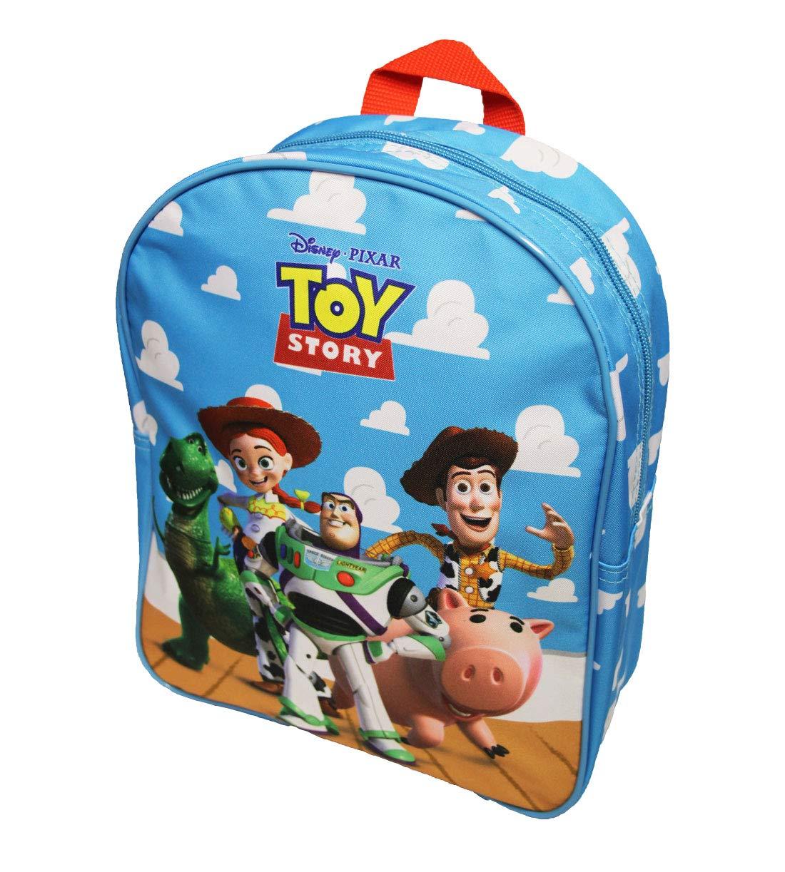 Sac /à Dos Bleu Disney Pixar Toy Story Enfants sous Licence Officielle