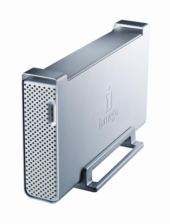 Amazon.com: Iomega UltraMax 500 GB USB 2.0/FireWire 400 Desktop ...