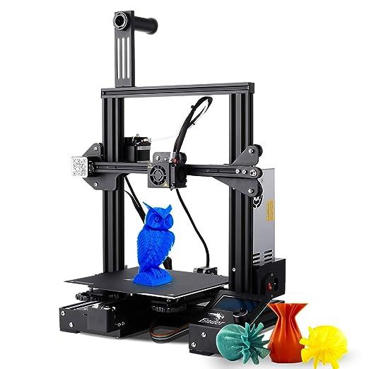 Creality 3D Impresora 3D Ender 3 Pro Tamaño de Impresión 220 * 220 ...