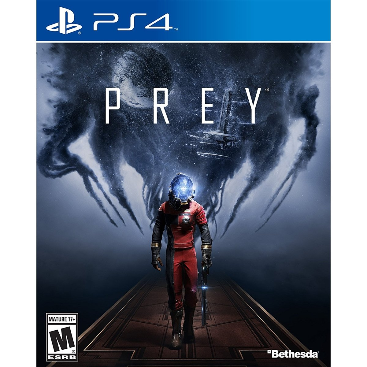 PS4 Prey incl. Russian Audio: Amazon.es: Videojuegos
