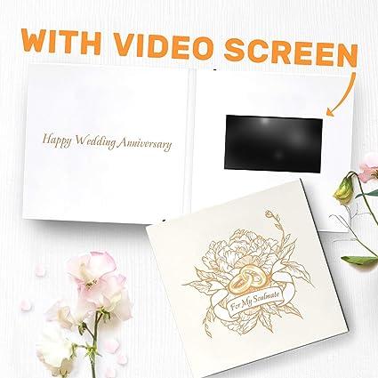 Anniversario Matrimonio Video.Bigdawgs Greetings Scheda Di Anniversario Di Matrimonio Speciale