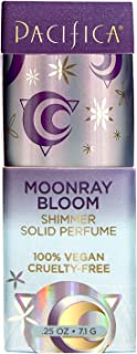 product image for Pacifica Moonray Bloom Shimmer Solid Perfume, 0.25 Ounce