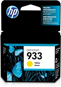 HP 933 | Ink Cartridge | Yellow | CN060AN