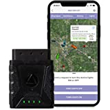 LandAirSea Sync GPS Tracker - USA Manufactured. 1 Year Service Included. 4G LTE Real-Time OBD Vehicle and Fleet Tracking…