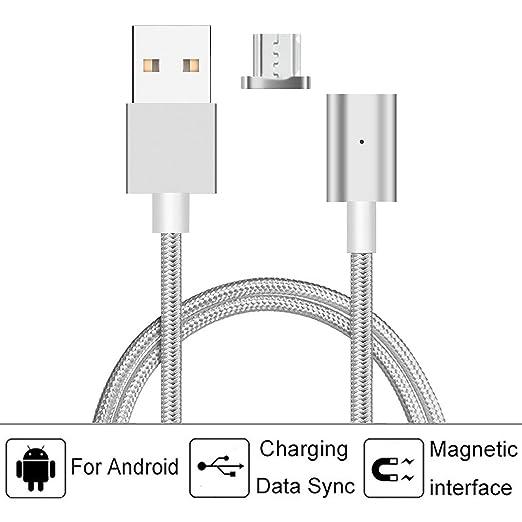 50 opinioni per Cavo Magnetic di Ricarica USB Cavo di Dati,EasyULT seconda generazione