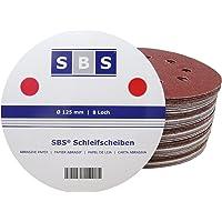 SBS - Disco de lija (100 unidades, 125