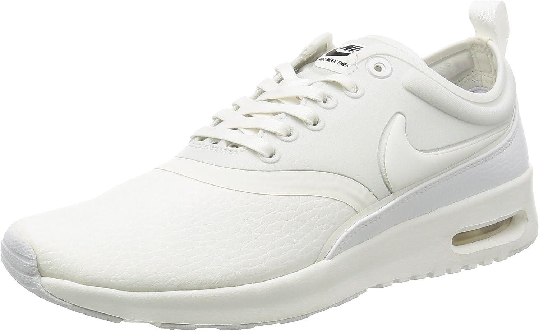 United States Nike Wmns Air Max Thea Prm Men Women White