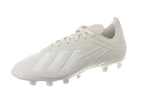 sale retailer 5e314 3a6f0 adidas X 18.4 FG, Chaussures de Football Homme, Noir (Negbás Ftwbla 000