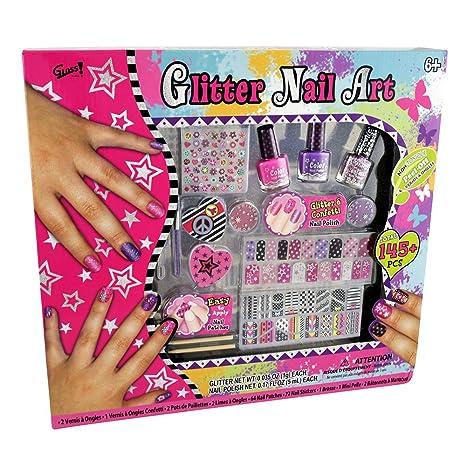 Nail art kit amazon