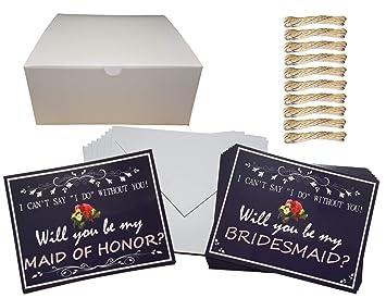 Amazon Com Gift Box 10 Pack 8x8x3 5 Inches Hemp String 10 Pack
