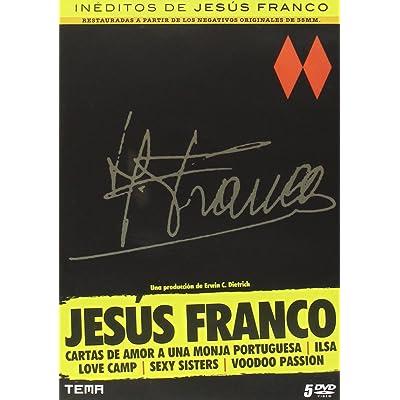 Pack Inéditos Jesús Franco [DVD]