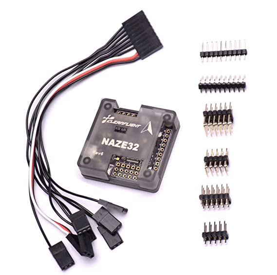 Amazon.com: Readytosky Naze32 Rev6 6DOF Flight Controller Board for on naze32 minimum osd diagram, naze32 soldering diagram, naze32 motor diagram, multiwii wiring diagram,