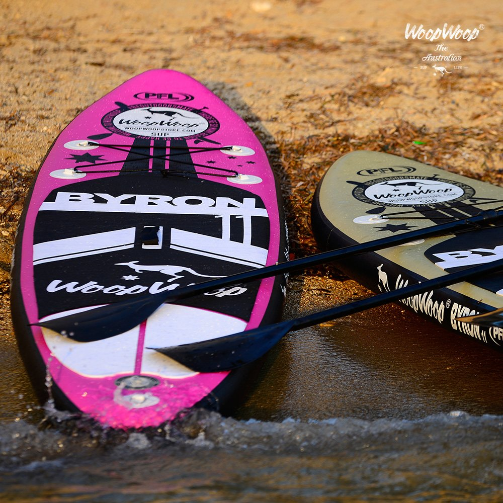 Woop Woop Tabla Paddle Surf Hinchable Byron 11 PFL SUPPFL13: Amazon.es: Deportes y aire libre