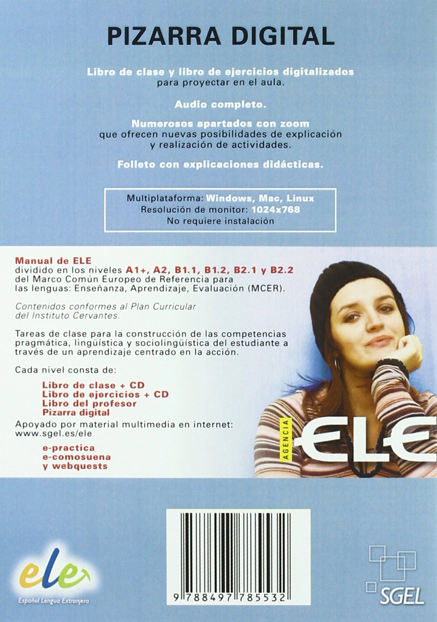Agencia Ele 1 Pizarra Digital (Interactive CD-Rom Software ...