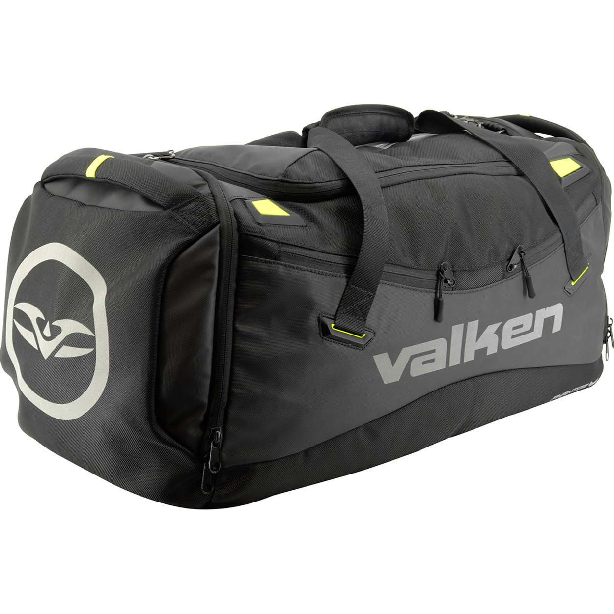 Valken Phantom Duffel Bag Black