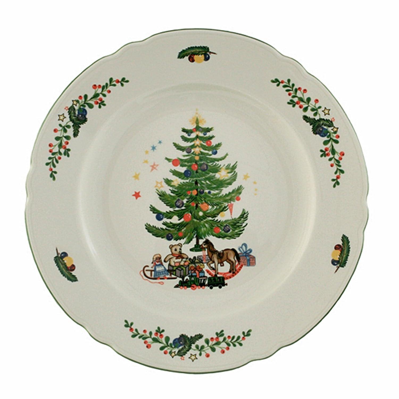 Seltmann Weiden 001.291068 Weihnachten Marieluise Speiseteller 25 cm ...