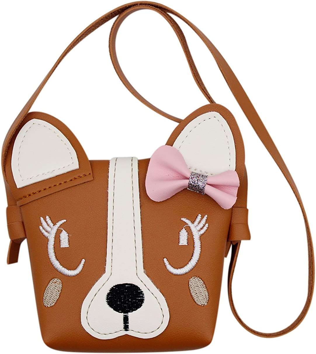 Bags Us Cute Dog Bowknot...