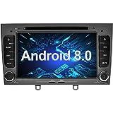 Ohok 2 DIN 7 Pulgadas Autoradio Android 8.0 Oreo Octa Core 4GB Ram 32GB ROM Reproductor DVD GPS Navegador Soporta…