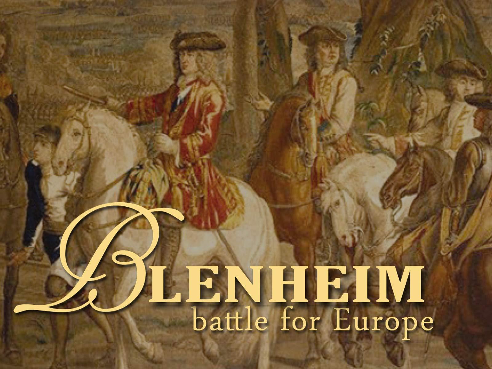 Blenheim Battle For Europe on Amazon Prime Video UK