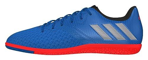 new styles fca1c 8c64c Adidas Messi 16.3 IN J, Botas de fútbol Unisex Adulto, Azul (Azuimp
