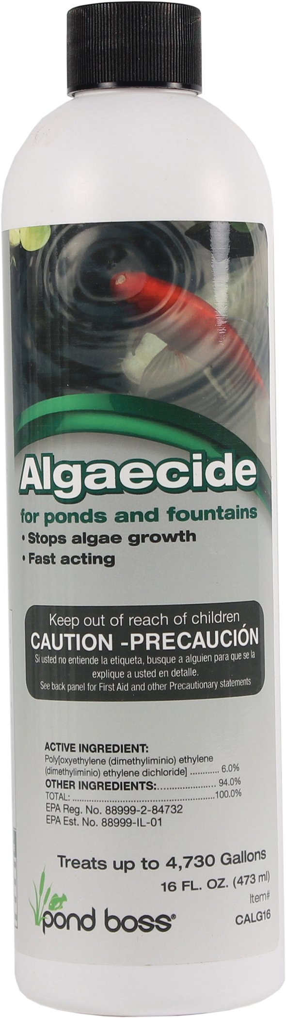 OASE 45374 AquaActiv Algaecide Ponds, Black