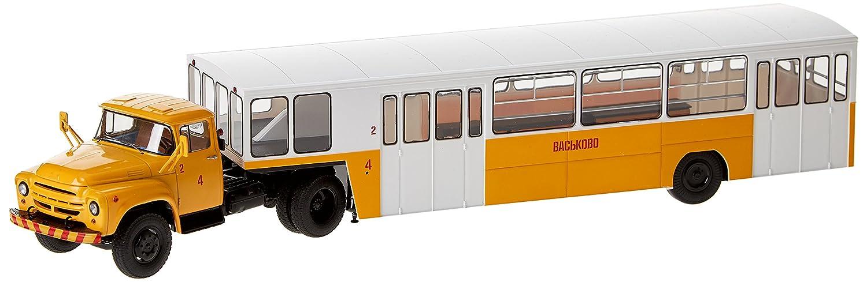 Herpa 83SSM7002 SSM  ZIL-130V1 with Airport Bus semitrailer Appa-4 Vaskovo