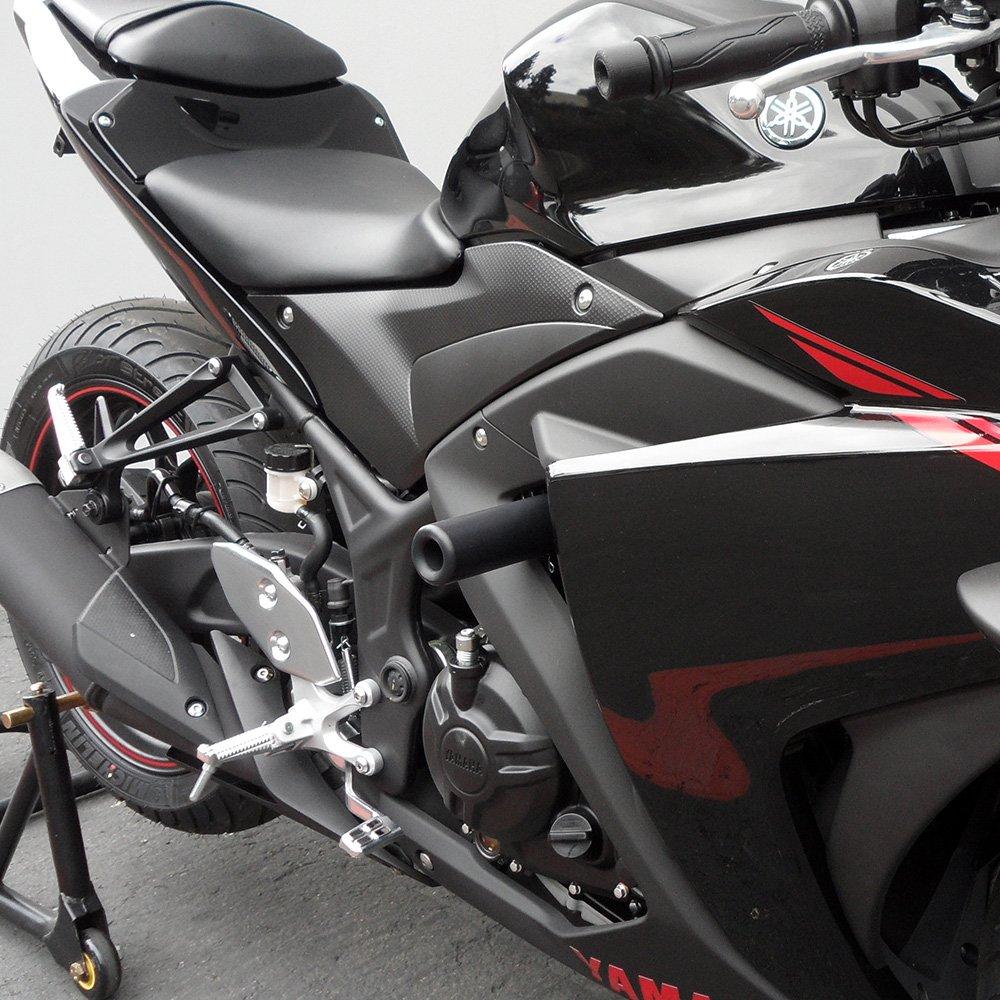 Hotbodies Racing 81502-4101 Black No Cut Frame Slider