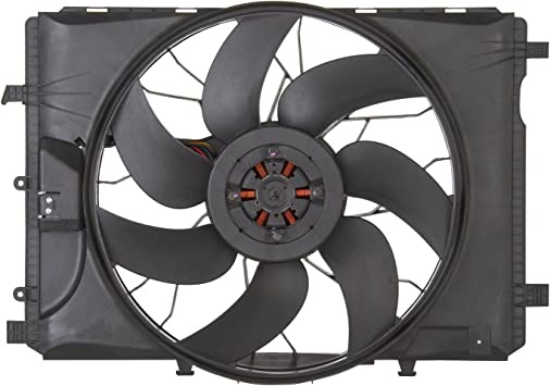 Spectra Premium CF28002 Engine Cooling Fan Assembly