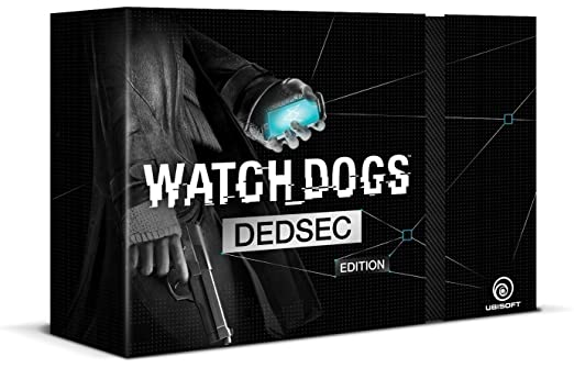 PS3 WATCH DOGS DEDSEC EDITION: Amazon co uk: PC & Video Games
