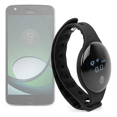 Reloj inteligente Bluetooth podómetro/calorías/distancia para actividades deportivas y al abierto/carreras