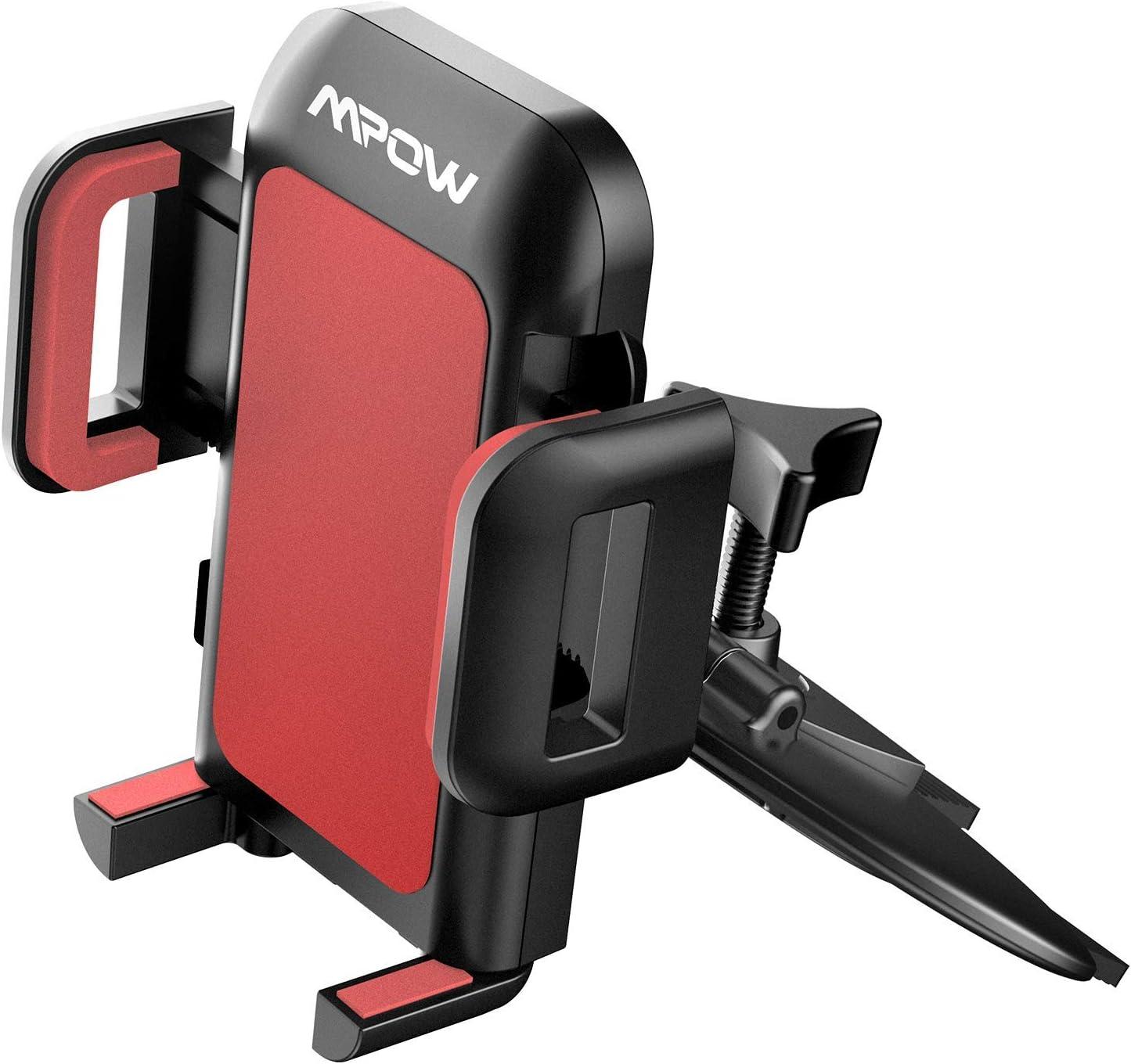 Mpow Cd Schlitz Halterung Kfz Handyhalterung Auto Für Elektronik