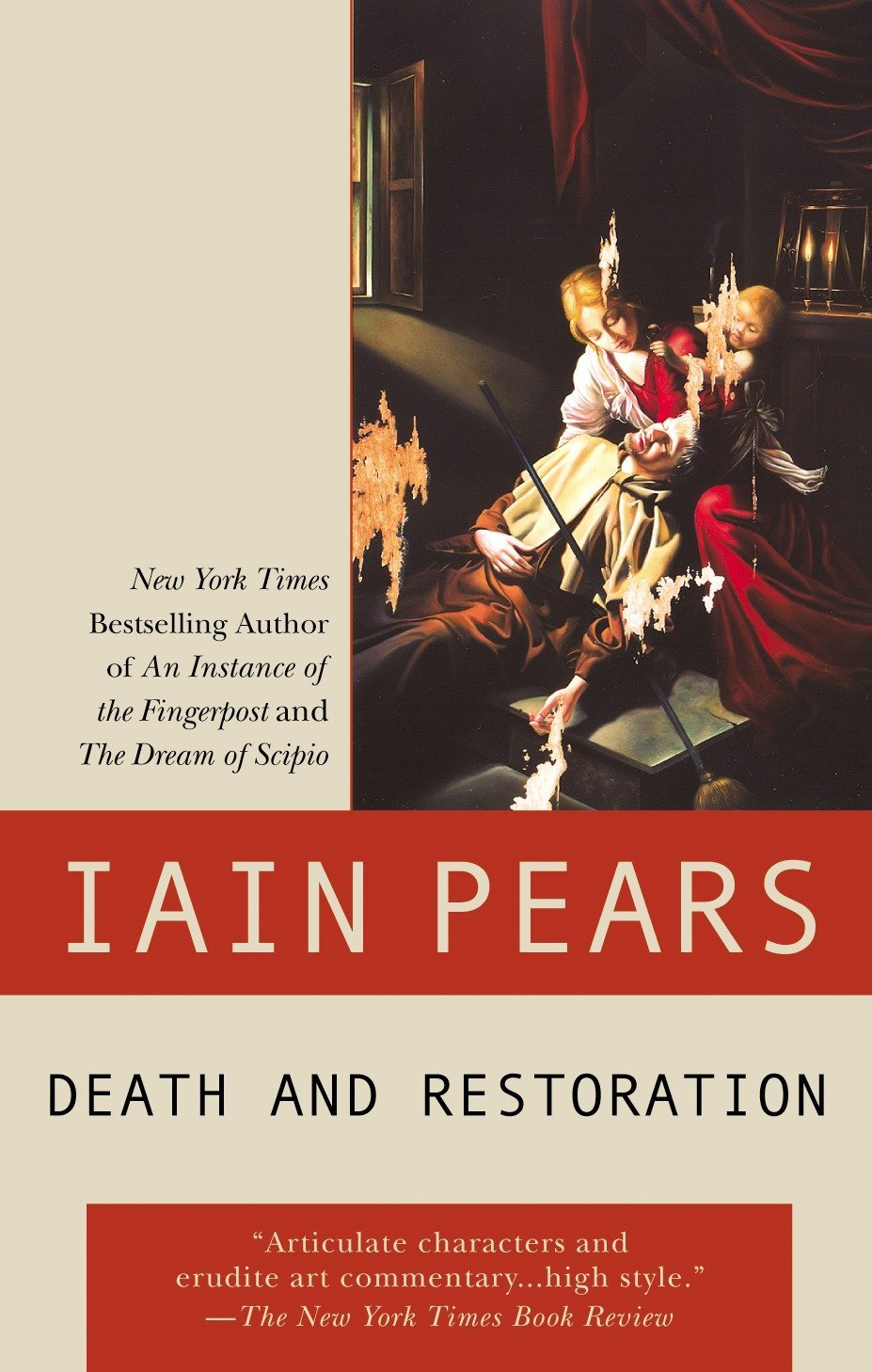 Death and Restoration (Art History Mystery): Iain Pears: 9780425190425:  Amazon.com: Books