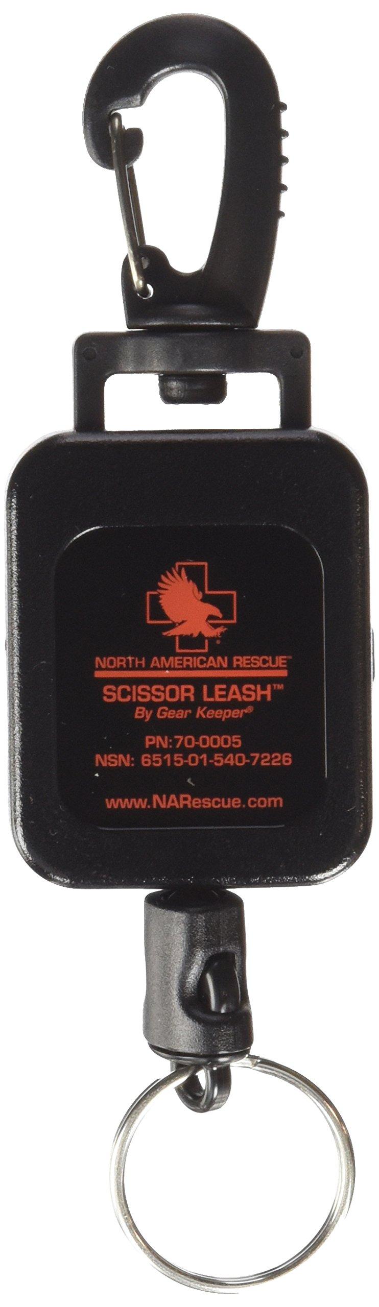 North American Rescue Scissor Leash